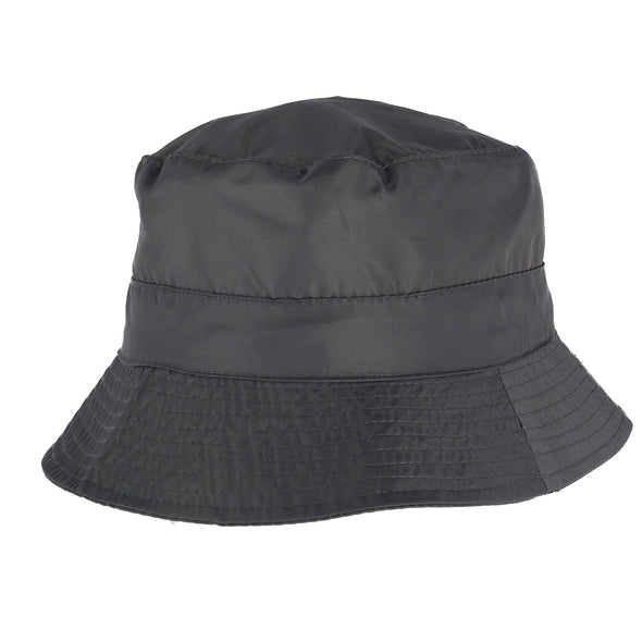 Waterproof Packable Rain Hat with Zippered Closure