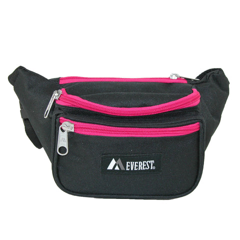 Everest Fabric Small Waist Pack (Pack of 3)