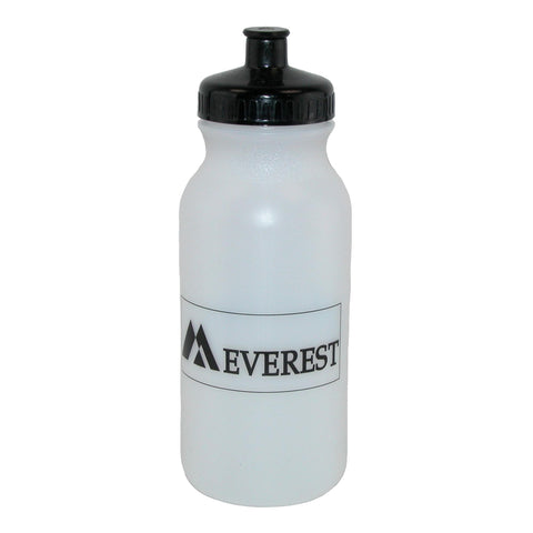 Everest Plastic 20 oz Squeeze Sport Water Bottle