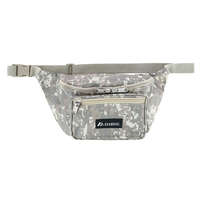 Large Size Digital Camo Fanny Waist Pack