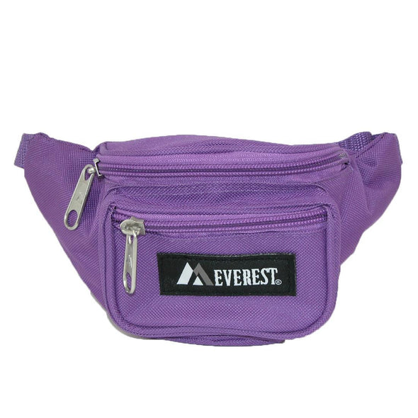 Girls' Fabric Waist Pack Purse
