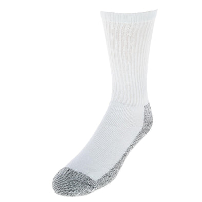 Men's Work Gear Cushioned Crew Socks (10 Pair Pack)
