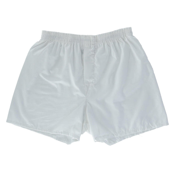 Men's White Boxer Shorts Underwear (5 Pair Pack)