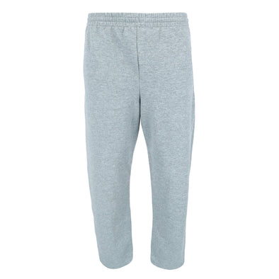 Men's Pocketed Open Bottom Sweatpants
