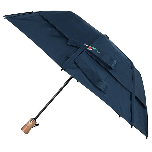 Ltd Auto Open and Close Vented Compact Umbrella