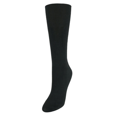 Women's Cotton Blend Comfort Top Circulation Dress Socks