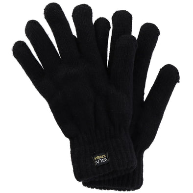 Men's Insulated Knit Thermal Gloves