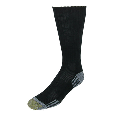 Men's Cushioned Sole Outlast Crew Socks (3 Pair Pack)