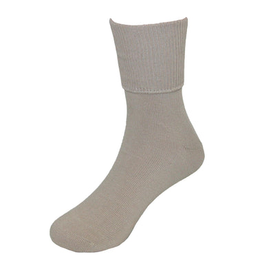 School Uniform Seamless Turn Cuff Anklet Socks