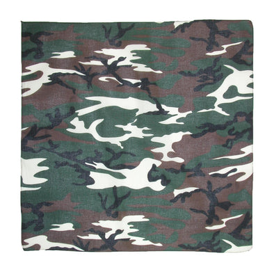 Cotton Camouflage / Hunting Bandanas