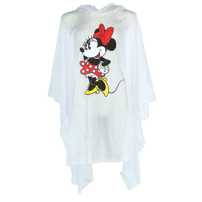 Disney Classic Minnie Mouse Rain Poncho