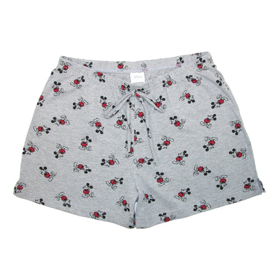 Mickey Mouse Pajama Shorts