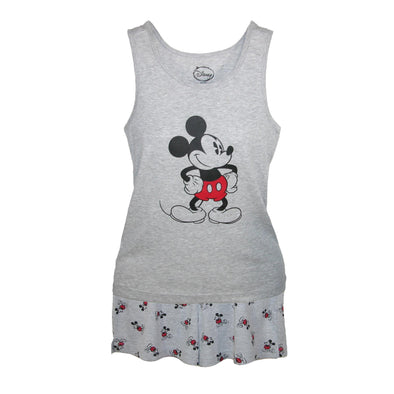 Mickey Mouse Tank and Shorts Pajama Set
