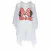 Kid's Minnie Mouse Ears Rain Poncho