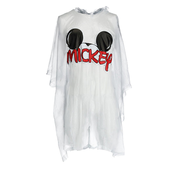 Kid's Mickey Mouse Ears Rain Poncho