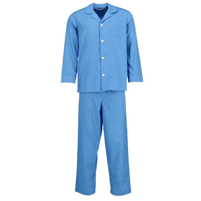 Men's Long Sleeve Pajama Set