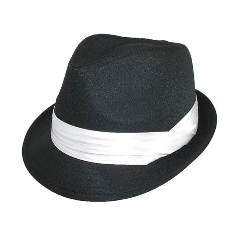 Men's Wedding Dress Formal Fedora Hat