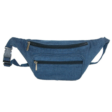 Denim Fanny Waist Pack
