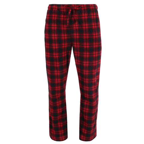 Men's Big and Tall Fleece Pajama Pants