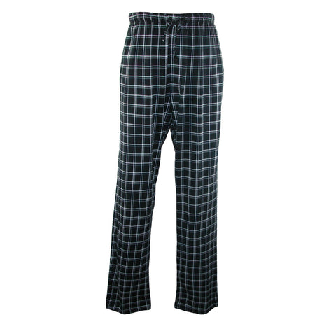 Hanes Men's Cotton ComfortSoft Printed Knit Pants
