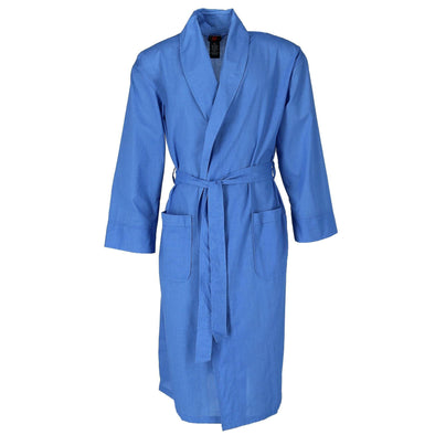 Men's Big and Tall Lightweight Woven Robe