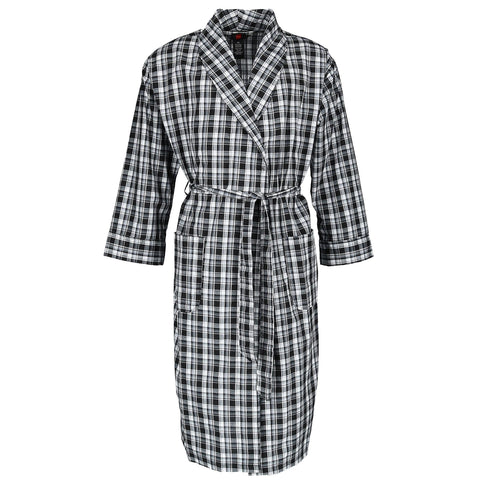 Men's Lightweight Woven Robe Tall Sizes