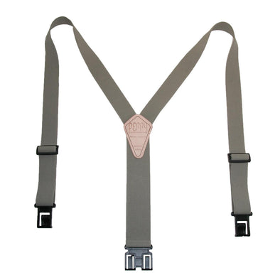Men's Elastic Hook End Suspenders