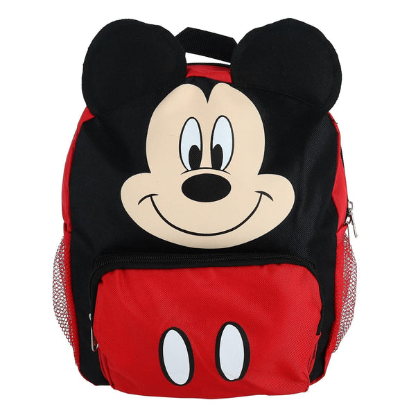 Kids' 12-inch Big Face Mickey Mouse Backpack
