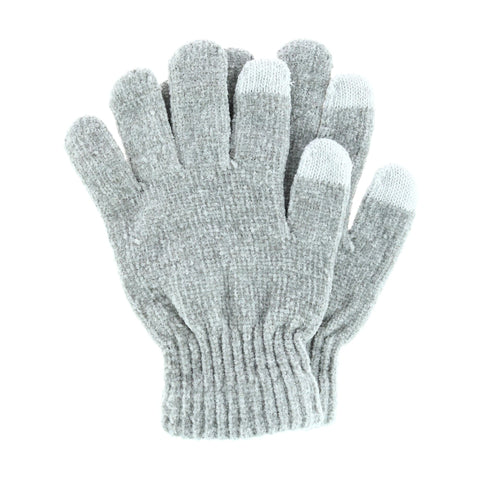 Women's Chenille Winter Gloves