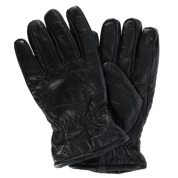 Men's Heavy Leather Glove with Sherpa Lining