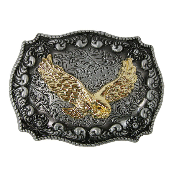 Eagle Western Belt Buckle