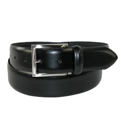 Men's Italian Leather Padded Dress Belt
