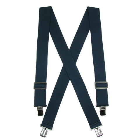 Men's Elastic Heavy Duty Basic Clip-End Work Suspender