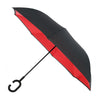 Reverse Closing UnbelievaBrella Stick Umbrella