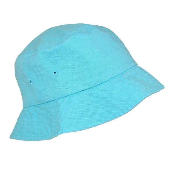 Cotton Twill Summer Packable Travel Bucket Hat