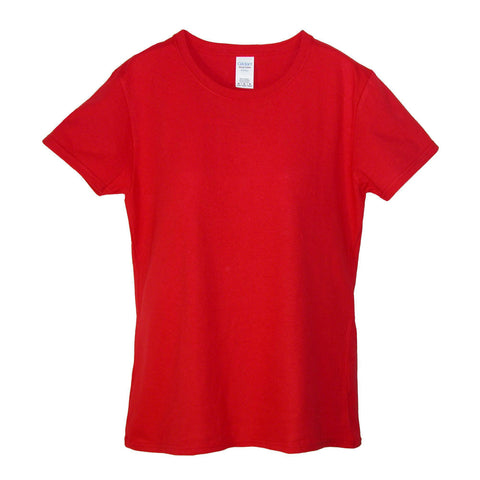 Women's Plus Size Cotton Crew Neck T Shirt