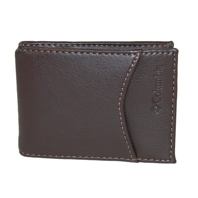 Men's RFID Protected Front Pocket Wallet With Money Clip