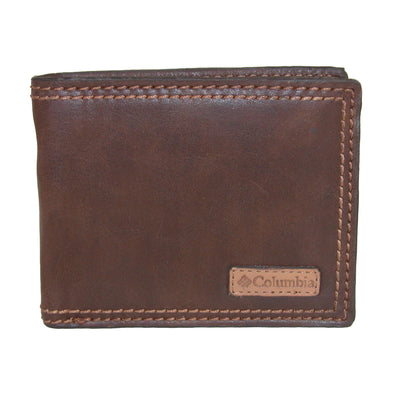 Men's RFID Protected Passcase Bifold Wallet