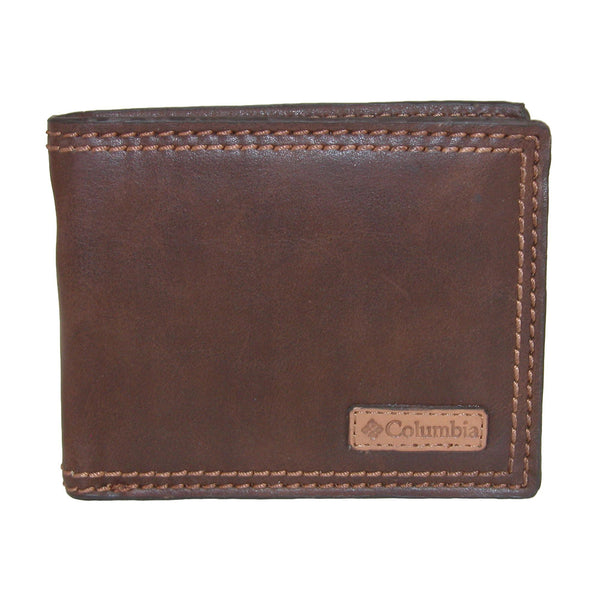 Men S Rfid Protected Passcase Bifold Wallet By Columbia