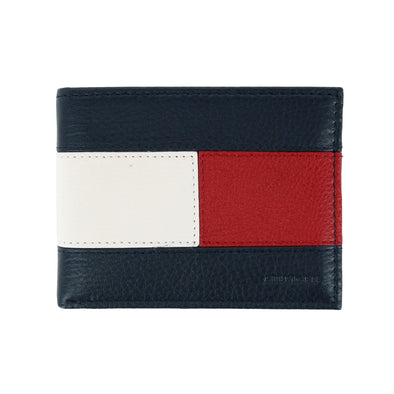 Men's Leather Orson RFID Bifold Wallet with Removable Passcase