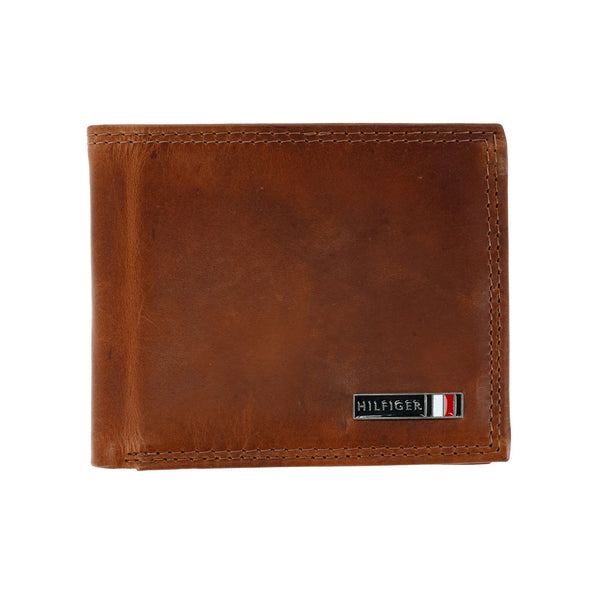 Men's Leather Edisto RFID Slim Bifold Wallet
