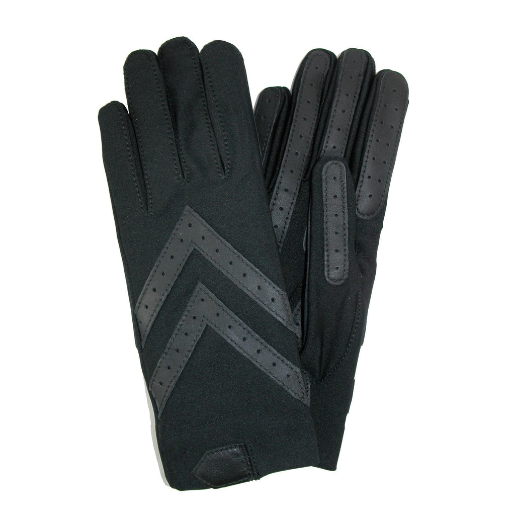 Leather driving gloves macys -  Leather Palm Driving Gloves Isotoner Women