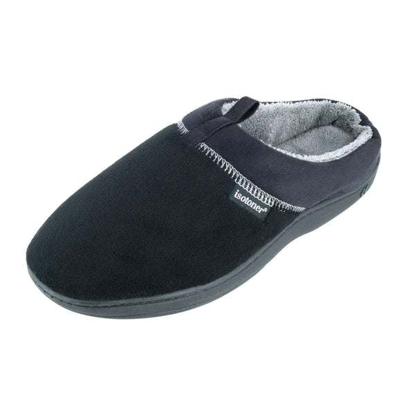 Men's Microterry Jared Hoodback Slippers