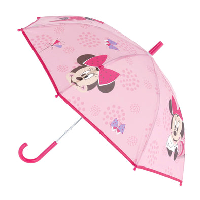 Kid's Disney Minnie Mouse Stick Umbrella