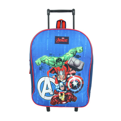 Marvel Boy's Avengers Superheroes Rolling Luggage