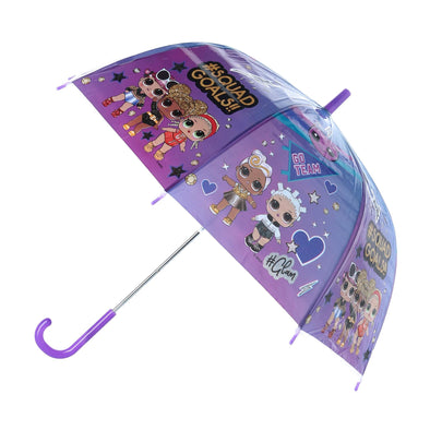 Kid's LOL Surprise Squad Goals Stick Umbrella