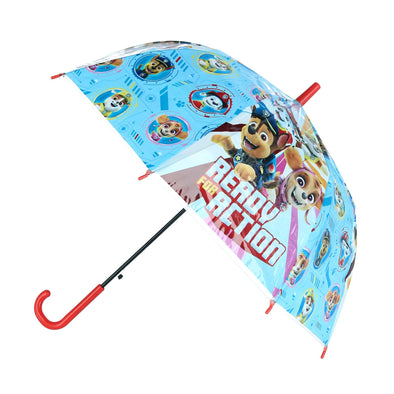 Kid's Nickelodeon Auto Open Paw Patrol Bubble Stick Umbrella