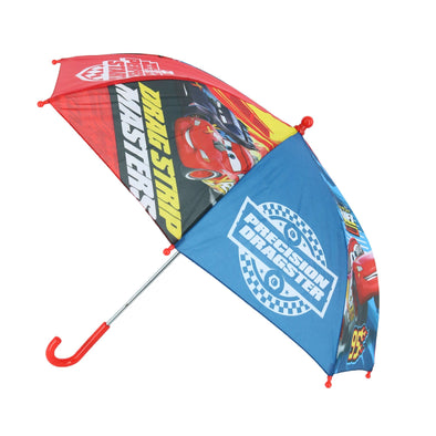 Kid's Disney Cars Precision Dragster Stick Umbrella