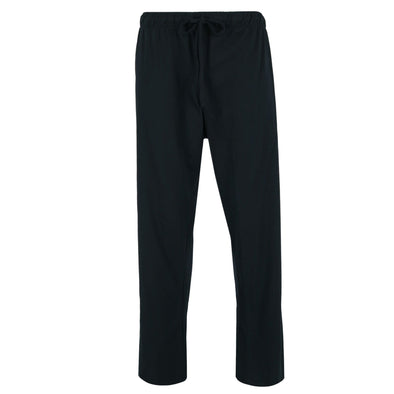 Men's Big and Tall Solid Knit Pajama Lounge Pant