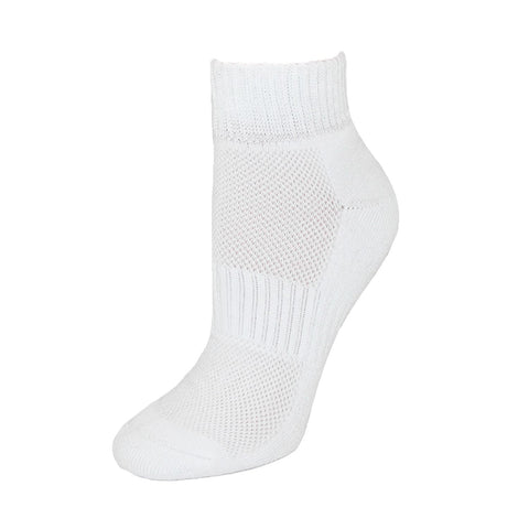 Men's Cotton Arch Support Ankle Sock (Pack of 3)